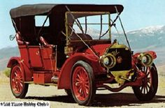 1904 Welch Model 4-0 Closed Coupled Touring  The Welch.Manufacturer .Co  Pontiac Mi Activ 1903-1911  28-5