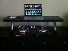DIY Project: Ikea DJ Table | Droppin Beatz