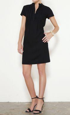 See by Chloé Black Dress | VAUNTE