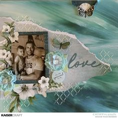 Thank you everyone for your fantastic entries, we absolutely loved them all! The winners for our Kylie Coleman scraplifting Cathy McGrath's Morning De… Paper Bag Scrapbook, Baby Boy Scrapbook, Scrapbook Cards, Scrapbook Designs, Scrapbooking Layouts, Scrapbook Templates, How To Make A Paper Bag, You Are Special, Morning Dew