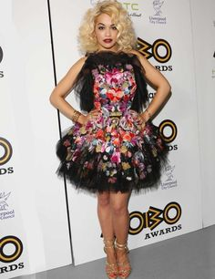 Rita Ora's Style File   Fashion, Trends, Beauty Tips & Celebrity Style Magazine   ELLE UK