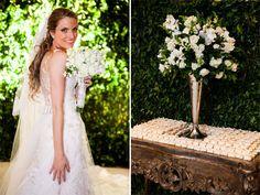 Vestido de noiva: Paulo Dolce