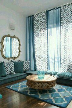 Salon style arabic