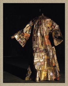 "Eiko Ishioka, byzantine tunic designed for Dracula character in ""Dracula"" directed by F.F Coppola in 1992"