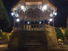 Centro histórico, León, Guanajuato. Noviembre 2014.