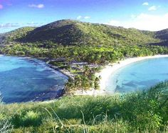 The Best Beaches in the Caribbean: A Photo Guide of the Best Sun, Sand, and Surf: Saltwhistle Bay Beach, Mayreau, St. Vincent and the Grenadines Beautiful Places To Visit, Beautiful Beaches, Wonderful Places, Beautiful Things, Bequia, Southern Caribbean, Caribbean Sea, Places In Italy, Places To Go