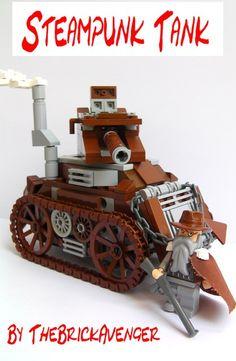 Char steampunk