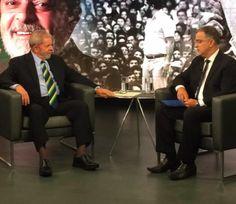 BLOG DO IRINEU MESSIAS: LULA2018: A entrevista no SBT mostrou por que Lula...