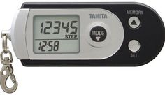 Tanita- Pd724 3-axes Pedometer - Place In Pocket,handbag,wear With Neck Chain >>> Read more reviews of the product by visiting the link on the image.