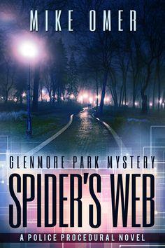 Thriller Mystery Suspense Murder book cover design by Marushka, Deranged Doctor Design