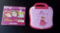 BARBIE Dancing  PRINCESSES COMPUTER (USED)  Plus Disney's PRINCESS CD (NEW)