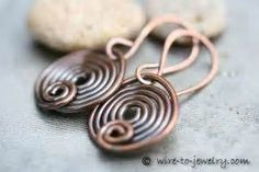 Making copper wire bracelets and jewelry - Yahoo Image Search Results