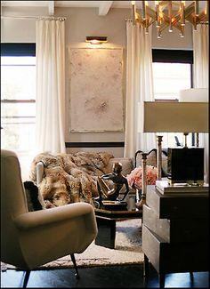 Ryan Korban - living room