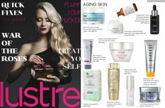 Magazines with Jeunesse Global's products featured. For your FREE 7 day Trial of Luminesce Serum go to attached link. Latina, Dna Repair, Ageless Beauty, Stem Cells, Anti Aging Skin Care, Serum, Moisturizer, Pure Products, Magazines