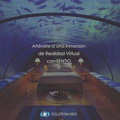 An awesome Virtual Reality pic! Atrévete a una inmersión de Realidad Virtual con SENTIO. #Solutionario #SENTIO #RealidadVirtual #RealidadInmersiva #Inmersión #RVChile #Chile #RV #Santiago #SantiagoDeChile #Digital #Virtual #Latam #Tech #Tecnologia #Technology #VirtualReality #VR #Latinoamerica #Servicios #Hoteleria #Mineria #Esñducacion #Marketing #Publicidad by solutionario check us out: http://bit.ly/1KyLetq