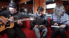 Watch - Gengahr cover Taylor Swift's 'Blank Space' for NME at Eurosonic Festival http://nmem.ag/Hz4ZT