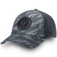 brand new 0fa54 e2219 Men s Winnipeg Jets Fanatics Branded Gray Made2Move Trucker Adjustable  Structured Hat, Your Price   29.99 CAD