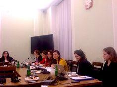 """Konferencja """"Pokolenie kobiet UE - rewolucja gender"""""""