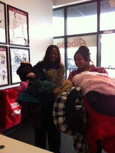 Supporting the Homeless With a Coat Drive
