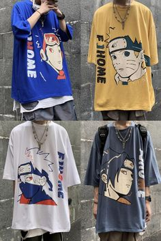 Anime Inspired Outfits, Teen Fashion Outfits, Tomboy Fashion, Anime Outfits, Grunge Outfits, Streetwear Fashion, Cute Comfy Outfits, Cool Outfits, Summer Outfits