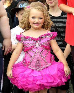 Honey Boo Boos Mom Mama June Gets Married to Sugar Bear in Camouflage and Orange Wedding Dress - UsMagazine.com