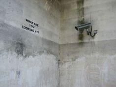 Banksy...What r u Looking At?