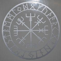 Runic compass