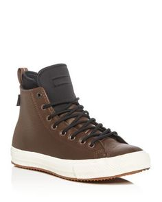 CONVERSE Chuck Taylor All Star II Waterproof Boots. #converse #shoes #boots