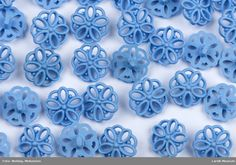 DigitaltMuseum - Knapp Ice Tray, Silicone Molds, Button, Buttons, Knot