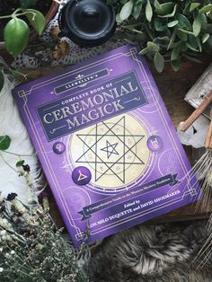 Llewellyn's Complete Book of Ceremonial Magick - Rite of Ritual Occult Books, Witchcraft Books, Magick Book, Witchcraft For Beginners, Aleister Crowley, Baby Witch, Cool Gadgets To Buy, Demonology, Coven