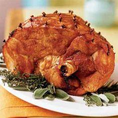 Simple Baked Ham Recipe | MyRecipes.com Mobile