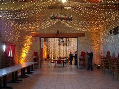 - Decoration rideaux lumineux