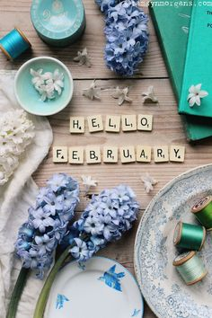 Hello everyone! Happy February to you all. I am back from my skiing holiday in the French Alps, where I explored the mountains, laughed a lot, and ate the most… Hello February Quotes, Welcome February, Happy February, Seasons Months, Days And Months, Months In A Year, Winter Months, New Month Wishes, February Month