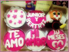 #cupcakes #lima #peru #gato con botas