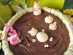 I Love Valentina: Festa 3 Porquinhos para os 3 aninhos da Valentina - Three Little Pigs Party