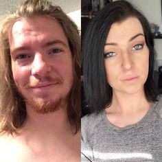 Male To Female Transgender, Transgender People, Mtf Hrt, Trans Mtf, Mtf Transition, Male To Female Transformation, Feminized Boys, Trans Gender, Gorgeous Women