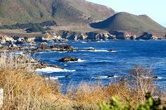 The Pacific Coast Highway CA