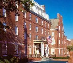 Hotel Viking, Newport, Rhode Island