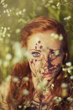 Shadows of summer - More on: www.facebook.com/angelicaphotographs  Model: Asima Sefic  (c) Maja Topcagic 2014