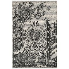 Adirondack Rug ❤ liked on Polyvore featuring home, rugs, polypropylene area rugs, loomed rugs, olefin rug, polypropylene rugs and olefin area rugs