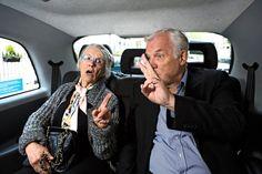 Entrepreneur John Fentener van Vlissingen, 1939 and his wife Marine, contesse de Pourtalès pondering the future of their impressive artcollection