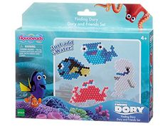 From 9.87:Aquabeads Dory And Friends Set