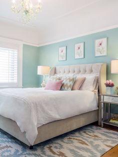 pastel bedroom design ideas