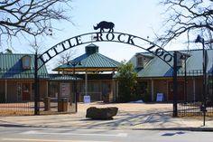 The Always Wonderful Little Rock Zoo