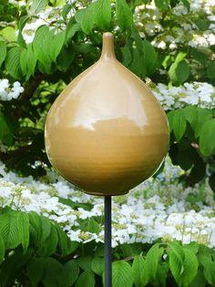 Keramik-Zwiebel dotter - Gärten für Auge & Seele