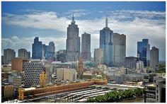 Melbourne! Flinders
