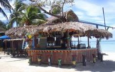 Margaritaville from Beach in Negril Jamaica (Caribbean Island) Caribbean Rum, Negril Jamaica, Tiki Hut, Beach Shack, Beaches In The World, Island Beach, Pergola, Tropical, Outdoor Structures