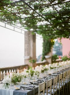 Al Fresco Dinner at Luxury Villa Magia in Positano, Italy Wedding Music, Wedding Signs, Wedding Table, Diy Wedding, Dream Wedding, Wedding Ideas, Wedding Villas In Italy, Italy Wedding, Wedding Colors