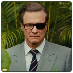 Colin Firth as Harry Hart in KINGSMAN -THE GOLDEN CIRCLE
