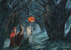 Jean-Baptiste Monge   Halloween's Day